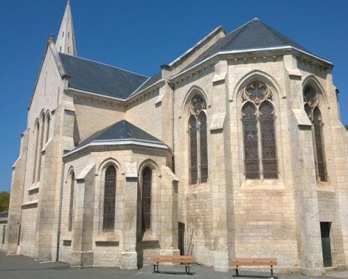 Eglise-Saint-Gaudence-Fouras