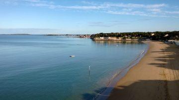 Grande plage fouras